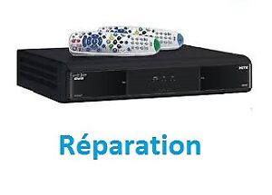 REPARATION RECEPTEUR PVR BELL 9241 9242  RECEIVER REPAIR SERVICE