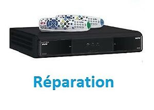 REPARATION RECEPTEUR BELL 9241 9242 9400 RECEIVER REPAIR SERVICE