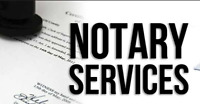 Immediate NOTARY, OATH COMMISSIONER SERVICES AT REASONABLE PRICE