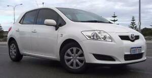 2009 Toyota Corolla Hatchback ONLY 73k's Hillarys Joondalup Area Preview