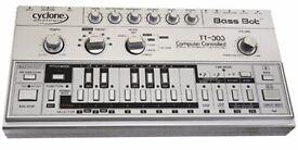 Bassbot TT-303 in perfect condition