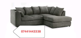 Dylan Left Or Right Hand Corner Sofa Different Colors|