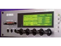 YAMAHA A5000 rackmount sampler with Zip250 Zip Drive! Vintage collectable gear (used condition)