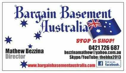 Bargain Basement Australia