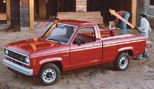 1983 -1992 ford ranger
