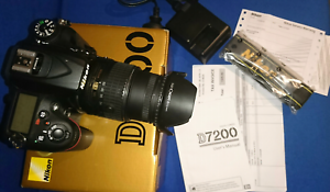 CHEAP!!! NIKON D7200 for today's only Beverly Hills Hurstville Area Preview