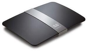 Cisco Linksys E4200 w/Custom Firmware