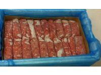 Frozen Chicken Mince For Cat/Dog Raw Diet
