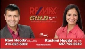 Freehold 3 Bed& 3 Bath Townhome cls to 410 Trinity Mall Brampton