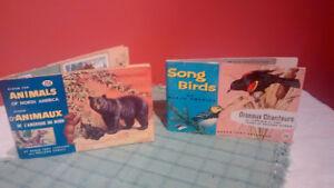 Vintage Brooke Bond Tea cards albums