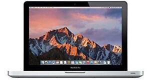 "MACBOOK PRO (16GB RAM)  i5 2.5GHZ  500GB/ 13.3 ""1280X800 (WITH WARRANTY)"