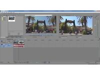 sony vegas and many more