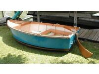 Wanted Small Wooden Dingy/Boat - it doesn't have to float, anything considered