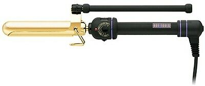 Hot Tools Professional 1 Gold Marcel Hair Curling Iron # 1108 Salon Beauty Pro