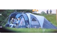 Vango Diablo 600 tent sleeps 6 Good Condition
