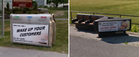Earn $600 to take photos of Bus Benches and Recycling Bins at Bu