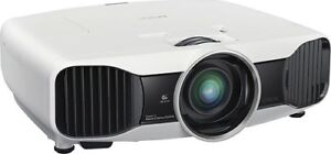 """Epson 5020 3d projector with 106"""" screen"""
