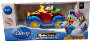 Donald Duck Car