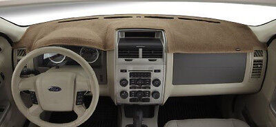 Cadillac VELOUR Dash Cover - Many Colors Custom Fit VelourMat DashMat CoverCraft