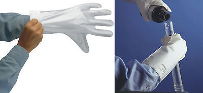 Ansell 02-100 Barrier Chemical Resistant Gloves Size 891011 2 Pair For 9.95
