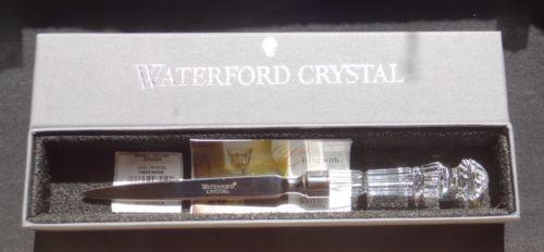 Waterford Letter Opener Ebay