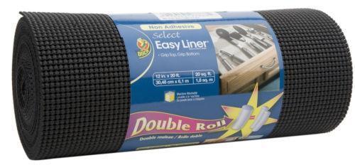 Black Shelf Liner Home Amp Garden Ebay