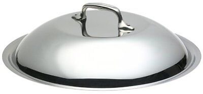 18 10 Stainless Steel Cookware - All-Clad 18/10 Stainless Steel  Domed Lid, (3917)
