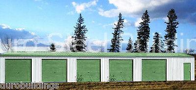 Duro Steel 15x180x8.5 Metal Prefabricated Mini Self Storage Building Kits Direct