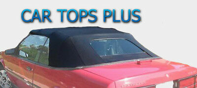 1992-93 Chevy Cavalier Top & Tinted Glass White Vinyl