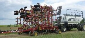 Bourgault 5710 6550  air drill