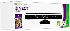 Xbox 360 Kinect in box