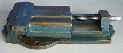 Vintage Kearney Trecker Kt 7 Vertical Milling Machine Vise