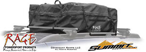 WATERPROOF CAR TOP ROOF RACK BAG-LUGGAGE CARGO CARRIER (RBG-07-4)