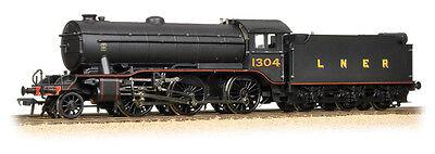 BACHMANN 32-279A K3 #1304 LNER Black DCC Rdy OO/HO