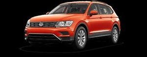 2018 Volkswagen TIGUAN Trendline 2.0T with 4MOTION® AWD