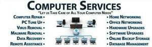 In-Home/Business Computer Repair, Networking, Data Recovery, Virus Removal!