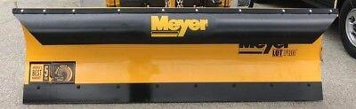 Meyer Snow Plow Deflector Kit-Fits 8ftL Steel Moldboards #12040