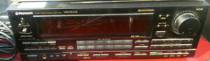 Vintage Pioneer VSX-7500S Multi Channel Receiver Amplifier