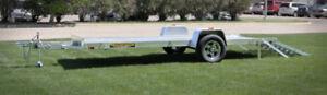 Trailer All aluminum ATV trailer Aluma 6314H is $4,250.00