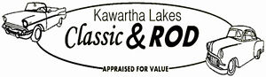 Kawartha Lakes Classic and Rod Appraisals