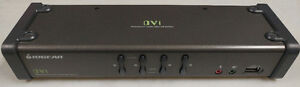Miniview DVI 4 Port USB KVMP Switch