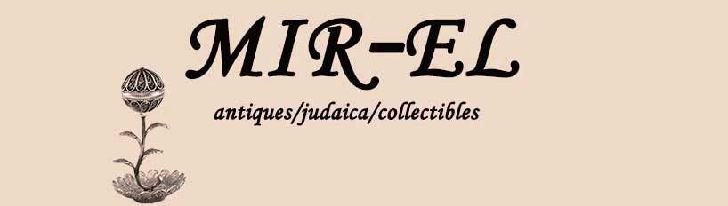 Mir-El Antiques and Judaica
