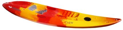 Flow by Mission Kayaks sit on top Kayak/Surf kayak