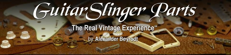 GSP Vintage Guitar Parts Outlet