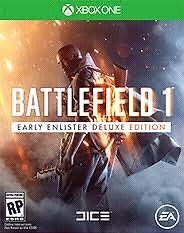 Battlefield 1. Mint condition. Cambridge Kitchener Area image 1