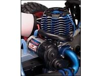 RC, traxxas 3.3 complete engine wanted ?