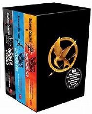 The Hunger games Catching Fire Mockingjay Books Collection Suzanne Collins Set