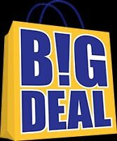 Big deal on Oxford needs full time sales associates