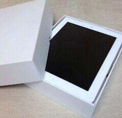 Ipad 4 wifi 32gb like new