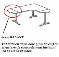Galant IKEA - Extension